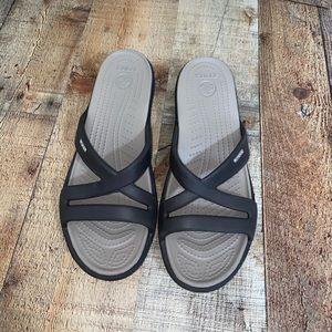 CROCS Shoes - Crocs Patricia wedge sandals